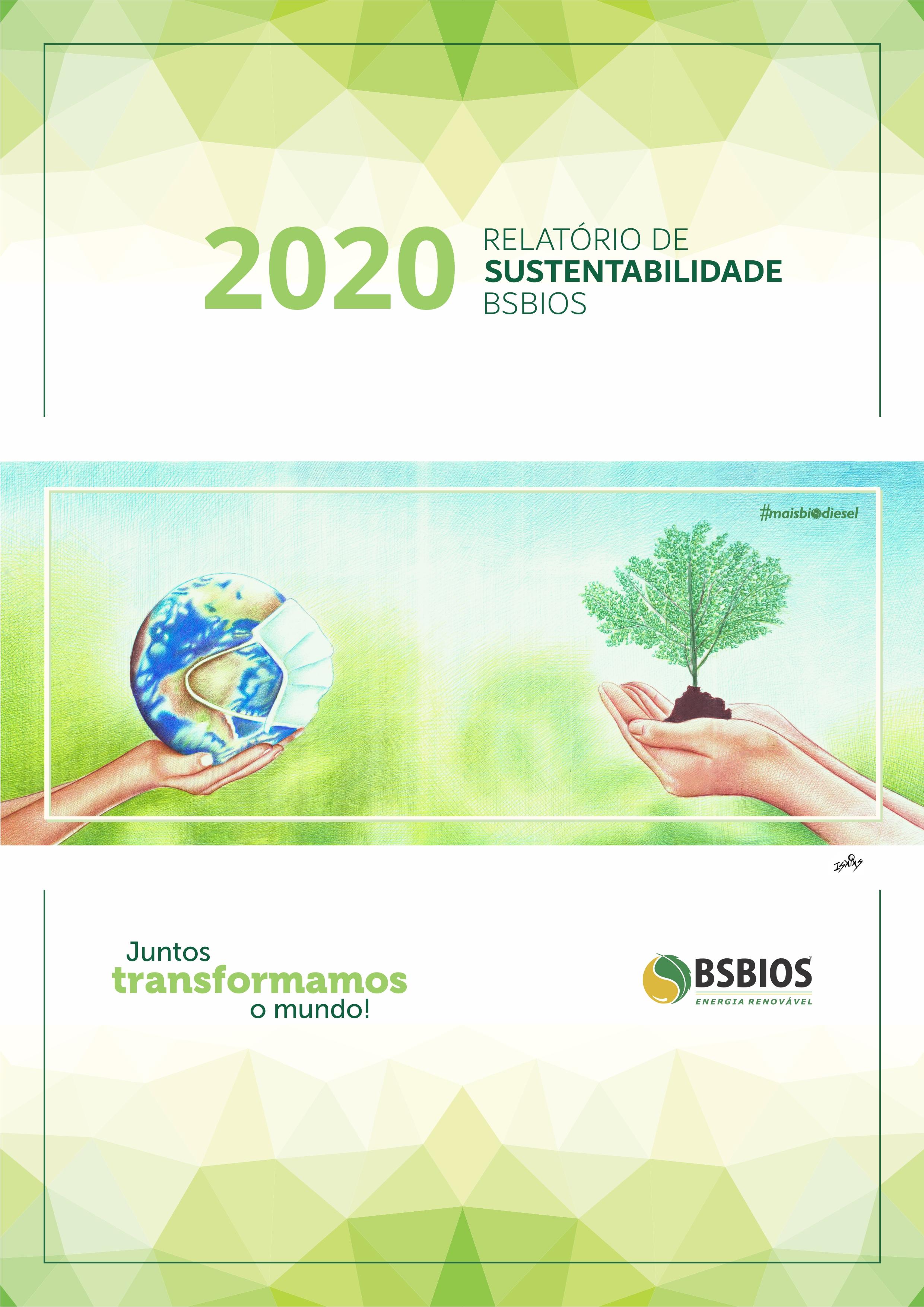 Relatório de Sustentabilidade 2020